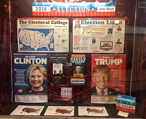 Teaching the election, with optimism