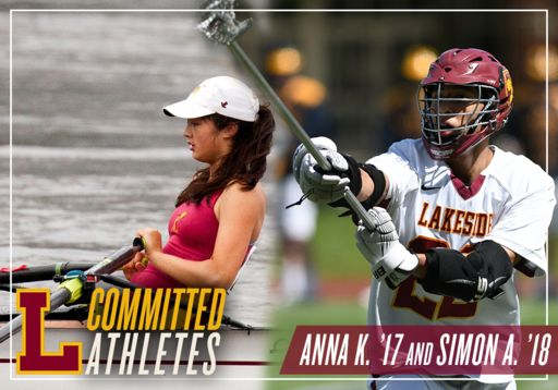January 2017 Committed Athletes