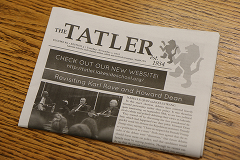 From the Tatler: Semester reviews by grade level