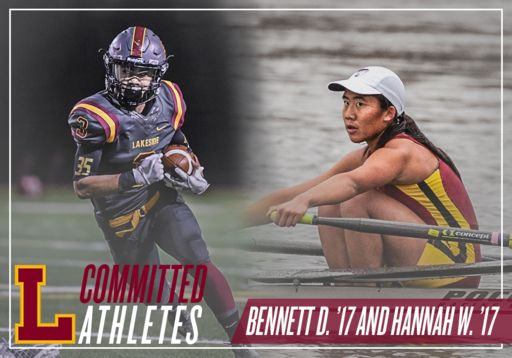 March 2017 Committed Athletes