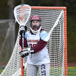 Five steps to making a great save in lacrosse