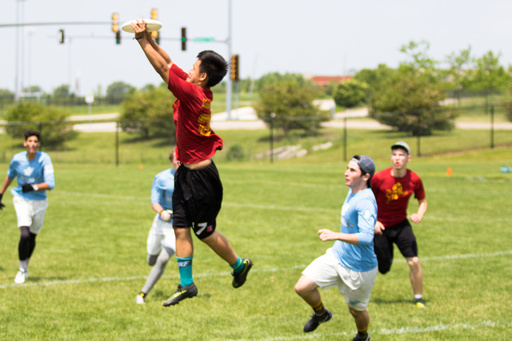 Lakeside boys Ultimate team takes second in nation