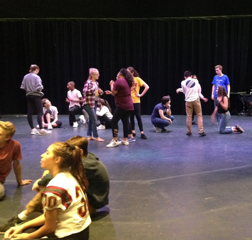 Drama retreat brings students together for connection and learning