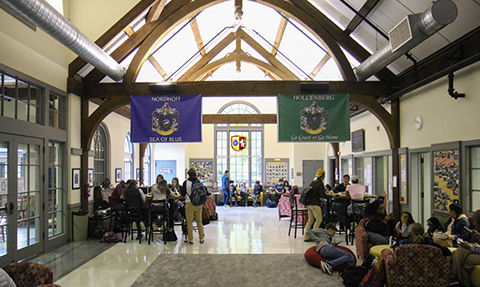 Student Center in Refectory
