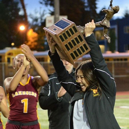 Asaka '96 returns to lead girls lacrosse