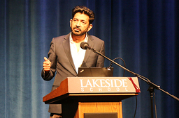 Belanich speaker Dr. Siddhartha Mukherjee: Say hello to artificial and genomic intelligence