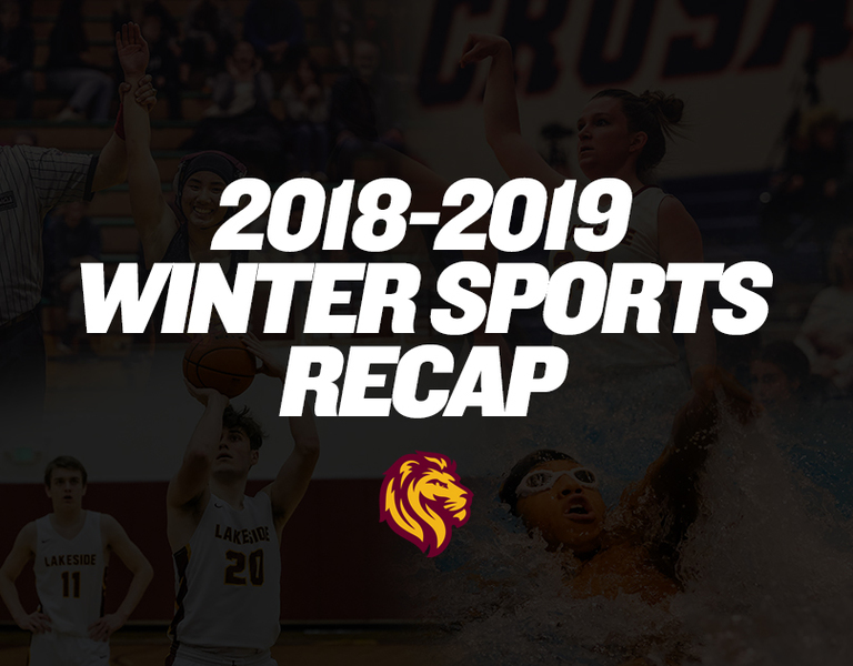 2018-2019 Winter Athletics Recap