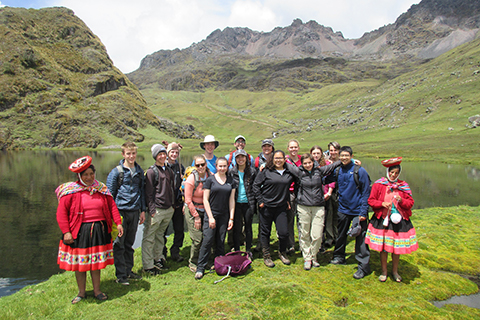 From the Tatler: New school year GSL programs in Peru and Costa Rica