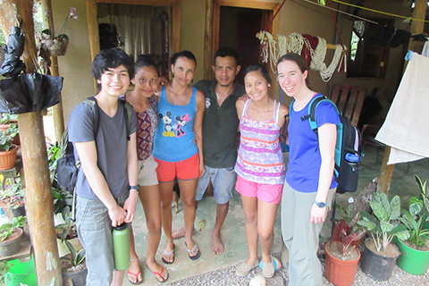 GSL Costa Rica: Introduction to permaculture