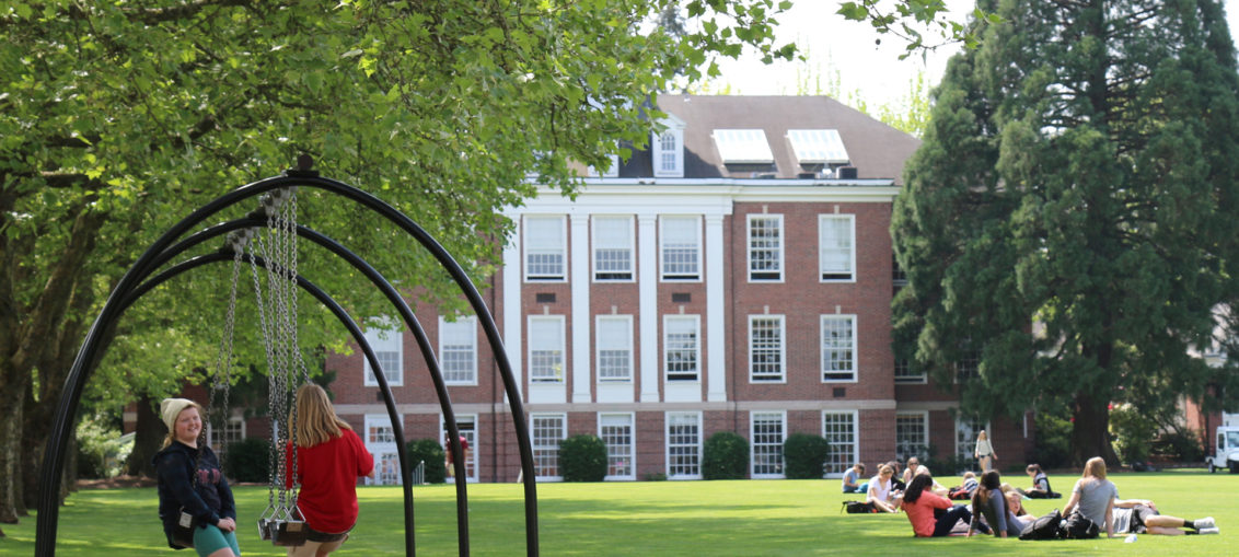 From the Tatler: A freshman's view of campus