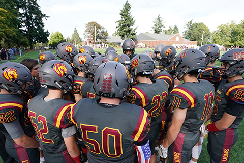 Beyond the roster with Lakeside football